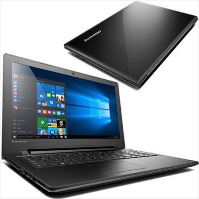 Lenovo IdeaPad 300 80M300NWJP (ブラック)