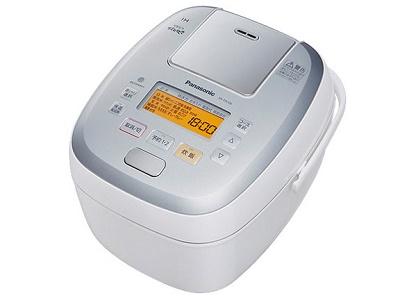 パナソニック 炊飯器 おどり炊き ホワイト SR-PA106-W