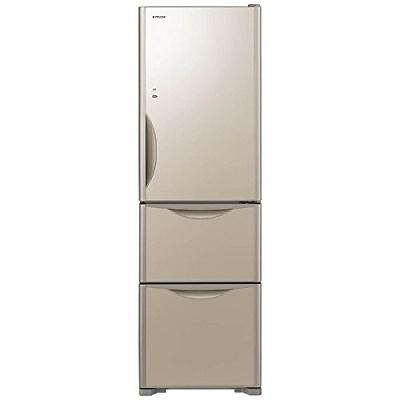 日立 冷蔵庫 真空チルド 315L R-S3200GVL(XN)