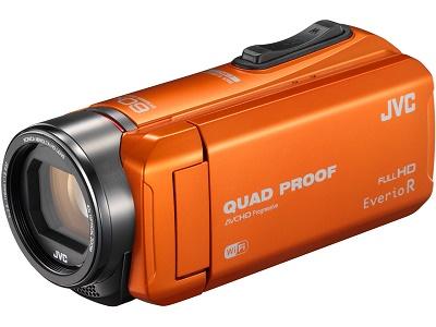 JVCケンウッド ビデオカメラ GZ-RX600-D