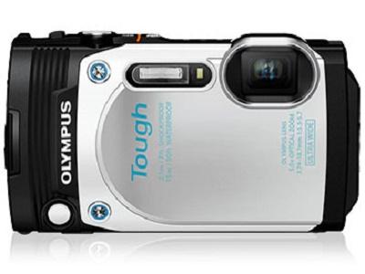 オリンパス デジタルカメラ TG-870-WHT