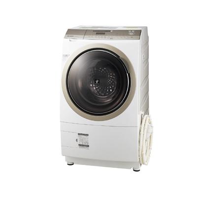シャープ ドラム式洗濯機 ES-Z210-NL(設置有り)