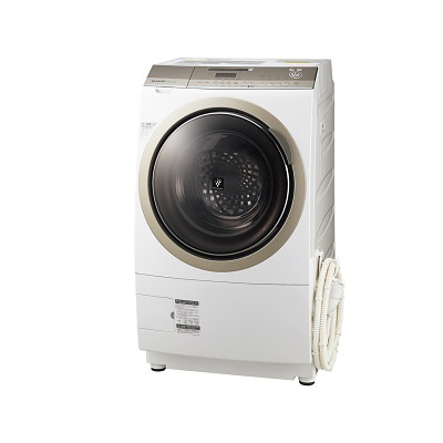 シャープ ドラム式洗濯機 ES-Z210-NL(設置無し)
