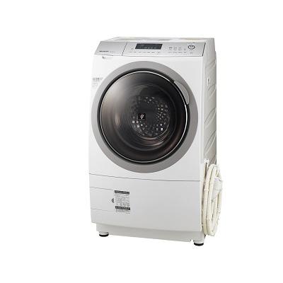 シャープ ドラム式洗濯機 ES-A210-SL(設置無し)