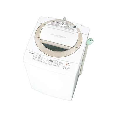 東芝 縦型洗濯機 AW-8D3M-N(設置有り)