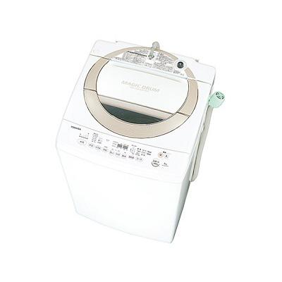 東芝 縦型洗濯機 AW-8D3M-N(設置無し)