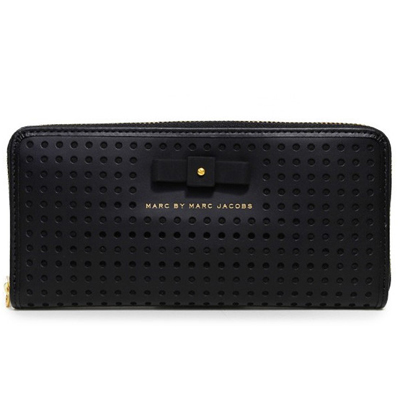 MARC BY MARC JACOBS 長財布 [BLACK]