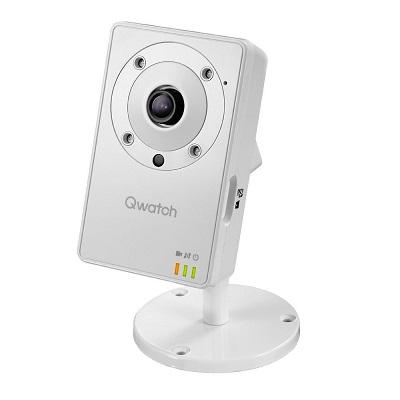 I・O・DATA ネットワークカメラ Qwatch(クウォッチ) TS-WLC2
