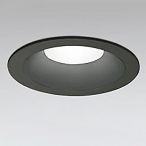 LEDダウンライトΦ125(黒)電球色