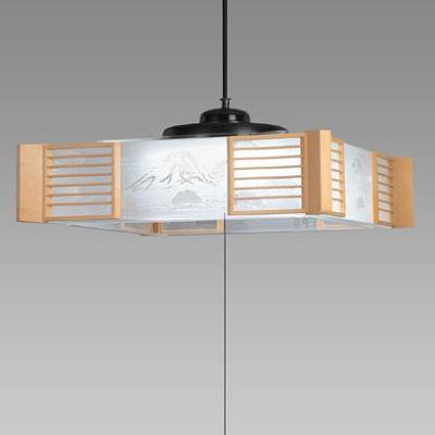 NEC LED和風ペンダントライト ~12畳 昼光色 HCDD1230
