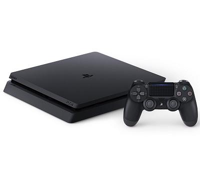 PlayStationR4 ジェット・ブラック 500GB