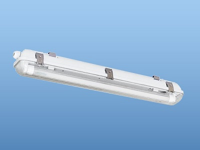 LED蛍光灯 20W型2灯用防水器具セット