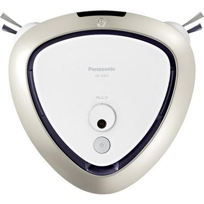 パナソニック ロボット掃除機 RULO ホワイト MC-RS810-W