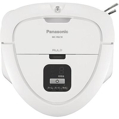 パナソニック ロボット掃除機 RULO mini ホワイト MC-RSC10-W