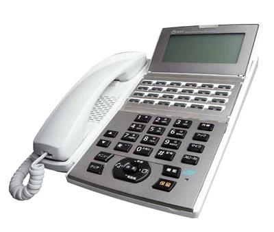 αNX2  NX2-<24>RECSTEL-<1><W> ボタン録音スター電話機
