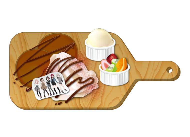 Afterglowのケーキパーティ~豚骨しょうゆラーメンはおあずけ~