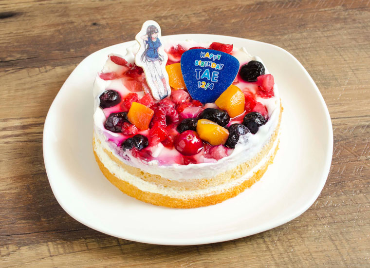 たえのケーキ