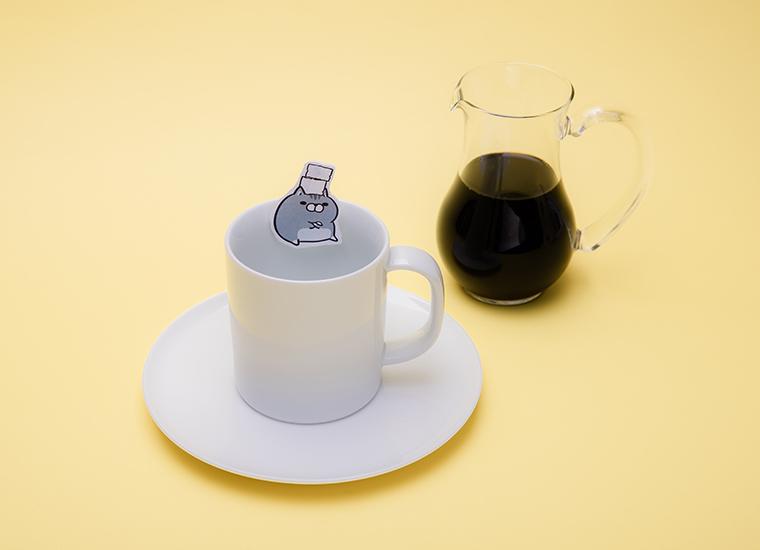 ボンレスネコーヒー