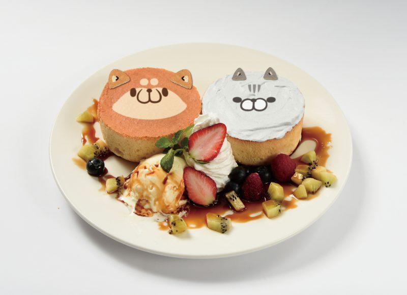 ボンレスパンケーキ