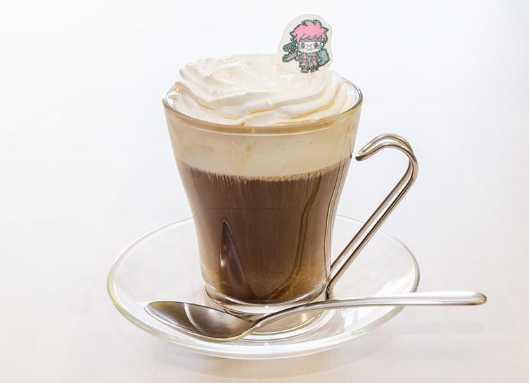 HEROドリンク<br>ルチアーノのウインナーコーヒー