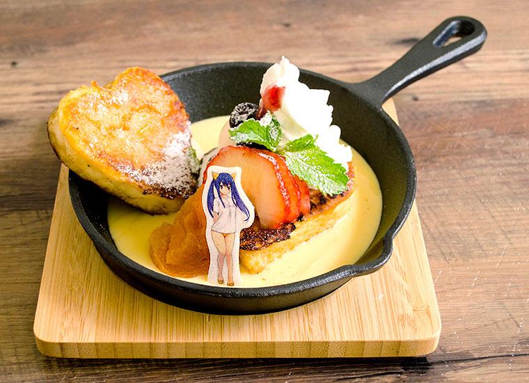 ウェンディのふわふわ♡フレンチトースト