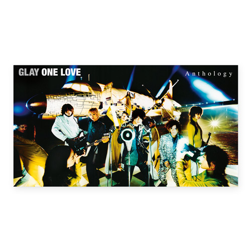 <2CD+Blu-ray> ONE LOVE Anthology