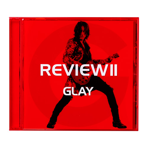 <CD Only(4枚組)>『REVIEWⅡ 〜BEST OF GLAY〜』