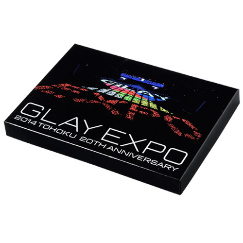 <DVD>GLAY EXPO 2014 TOHOKU 20th Anniversary ~Special Box~