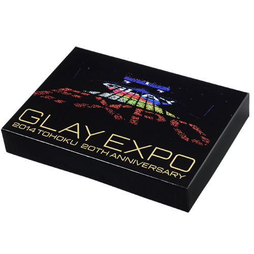 <Blu-ray>GLAY EXPO 2014 TOHOKU 20th Anniversary ~Premium Box~