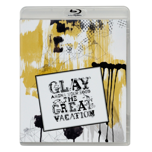 <Blu-ray>GLAY 20th Anniversary LIVE BOX VOL.2