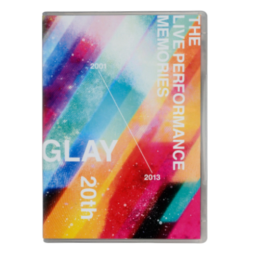 <DVD>GLAY 20th Anniversary LIVE BOX VOL.2