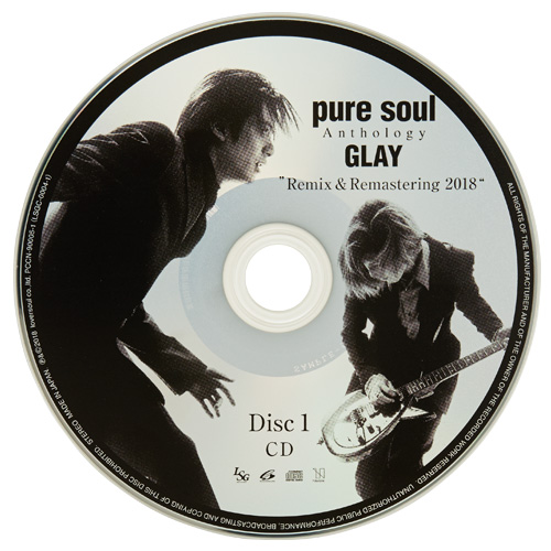<2CD+Blu-ray>『pure soul Anthology』