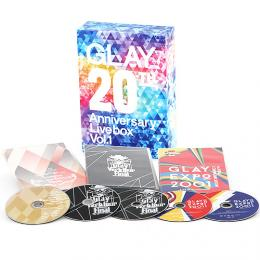 <DVD>GLAY 20th Anniversary LIVE BOX VOL.1