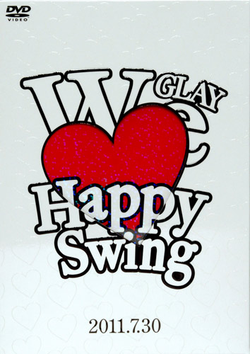 <DVD>HAPPY SWING 15th Anniversary SPECIAL LIVE 〜 We Love Happy Swing〜 in MAKUHARI  2011.7.30
