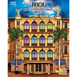 "<Blu-ray>GLAY 15th Anniversary Special Live 2009 THE GREAT VACATION in NISSAN STADIUM DAY 1""ROCK"""