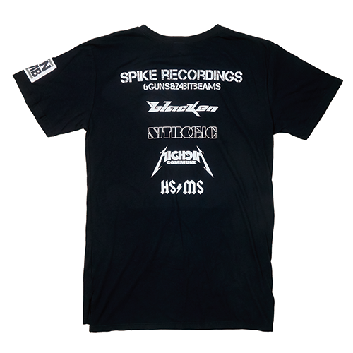 <GMDN3>SPIKE RECORDINGS by HISASHI ゾンビ子ちゃんTシャツ Ver.2.2(ポストカード付き)