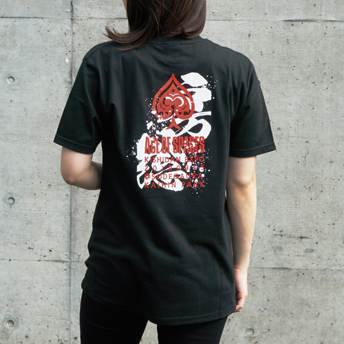 <ACE OF SPADES>房総Tシャツ