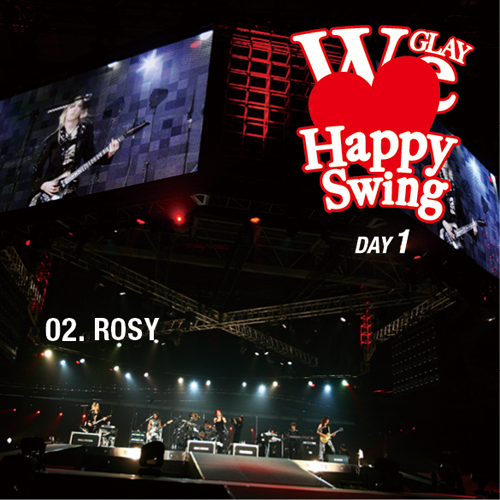 <Hi-Res DATA LIVE音源>HAPPY SWING 15th Anniversary SPECIAL LIVE ~We ♡ Happy Swing~ DAY1