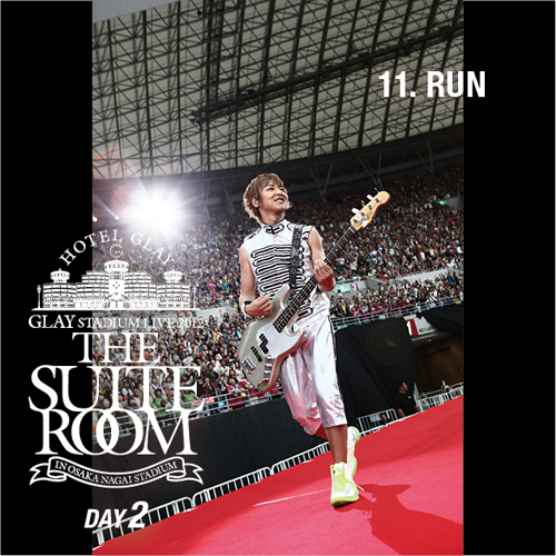 "<Hi-Res DATA LIVE音源>GLAY STADIUM LIVE 2012 THE SUITE ROOM IN OSAKA NAGAI STADIUM ""7.29 Big Surprise Party"""