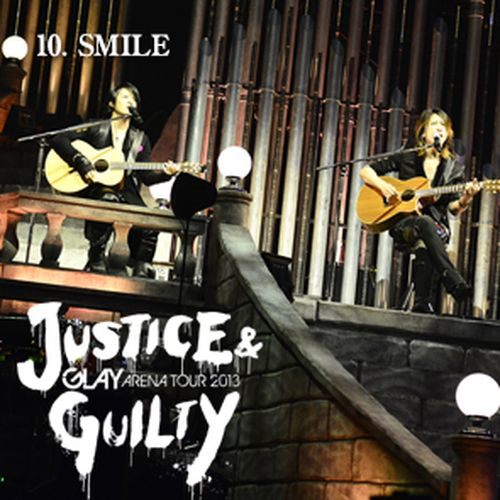 "<Hi-Res DATA LIVE音源>GLAY ARENA TOUR 2013 ""JUSTICE & GUILTY"""