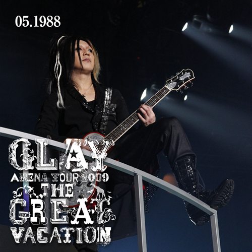 <Hi-Res DATA LIVE音源>GLAY ARENA TOUR 2009 THE GREAT VACATION