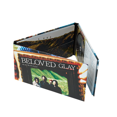 <2CD+DVD>『BELOVED Anthology』
