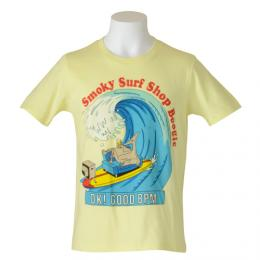 Smoky Surf Shop Boogie Tシャツ
