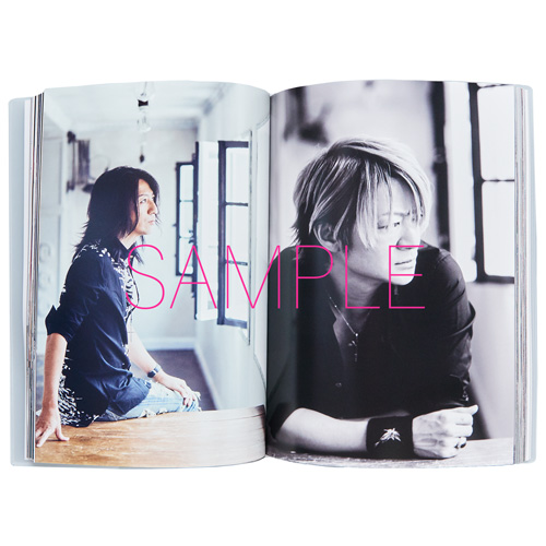 GLAY MOBILE10周年記念写真集『GLAY MOBILE MAGAZINE COLLECTION—2012~2018』