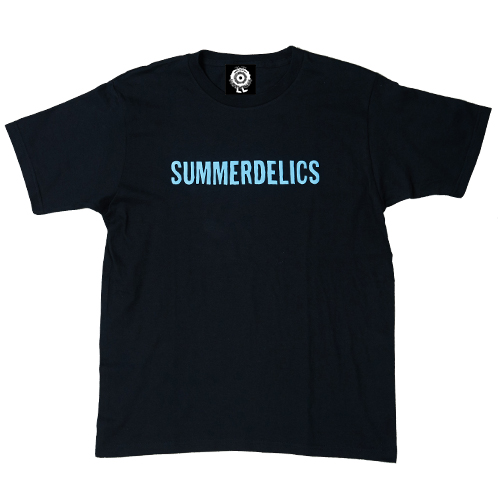 "<SD 2017>""SUMMERDELICS"" normal Tシャツ"