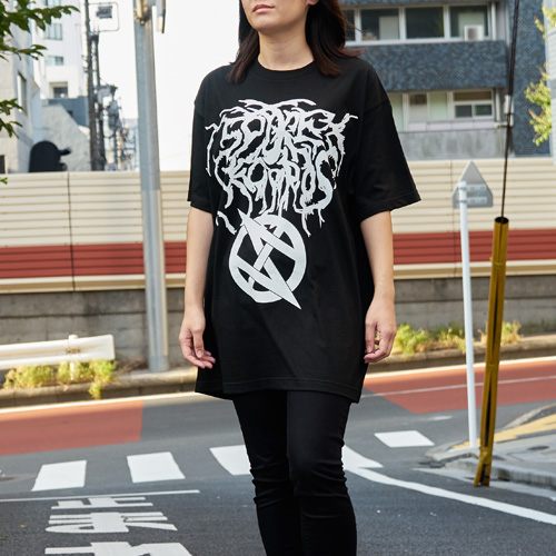 <MOBILE 10th>SPIKE RECORDINGS by HISASHI METAL Tシャツ