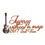 "GLAY TAKURO Solo Project 2nd Tour ""Journey without a map 2017""、オフィシャルグッズの先行販売が決定!"