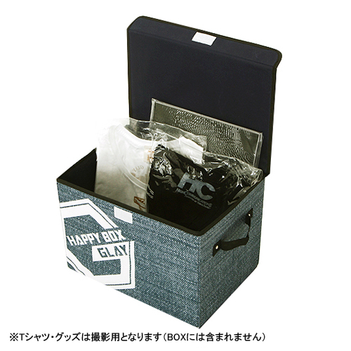GLAY HAPPY BOX(福袋)