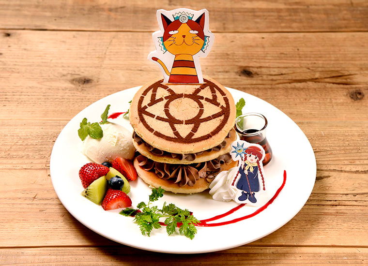 ククリのグルグルパンケーキ♡