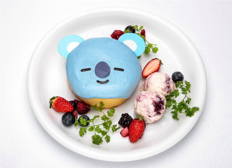 KOYAのパンケーキ